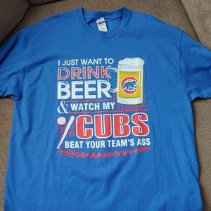 Chicago Cubs Fan T-shirt